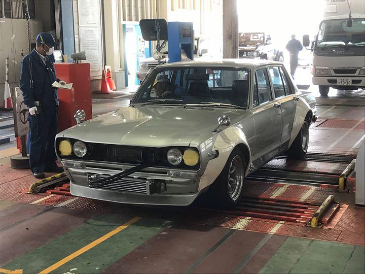 当ショップデモカー2号機、プリンス新潟#83がいよいよ明日から塗装に入ります。